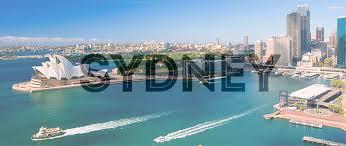 Tành phố chính tại Australia - Sydney