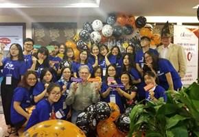 Capstone Việt Nam tuyển 200 tình nguyện viên cho triển lãm giáo dục mùa Xuân 2019
