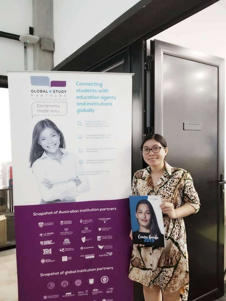 CAPSTONE Việt Nam trở thành đại diện tuyển sinh của University of Canberra