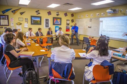 Hội thảo trường Windermere Prep School, Mỹ