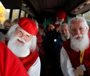 Trường đào tạo ông già Noel lâu đời nhất thế giới rộn ràng mùa Giáng sinh