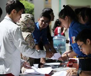 Nhiều trường đại học công bố kế hoạch tuyển sinh 2018