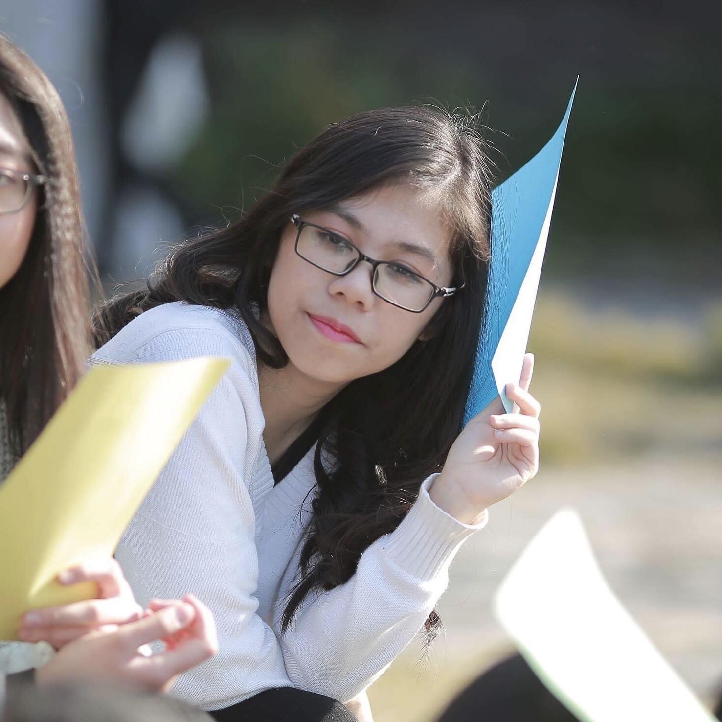 Viết luận về đá cầu và bình đẳng giới, nữ sinh Ams 17 tuổi giành học bổng 6,7 tỷ du học Mỹ