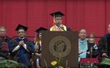 Sinh viên Việt Nam được Vinh danh Sinh Viên Tốt Nghiệp Ưu Tú Ở Đại học bang Kansas, Pittsburg (PSU)